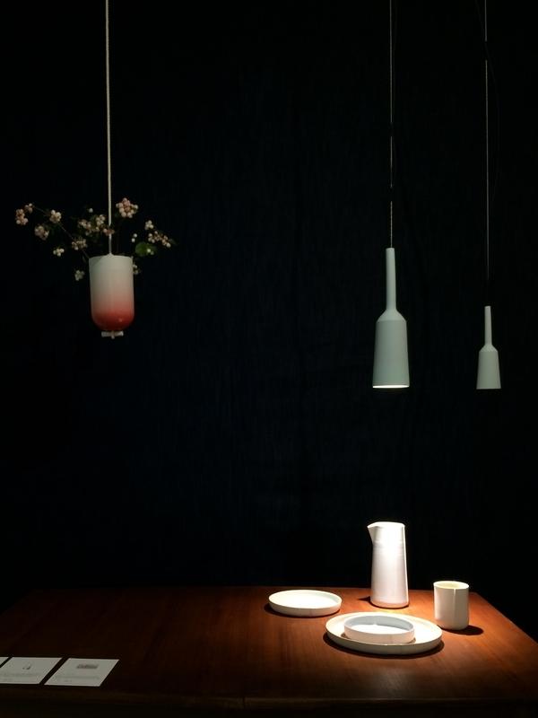Lamp Blue | Dark blue wire