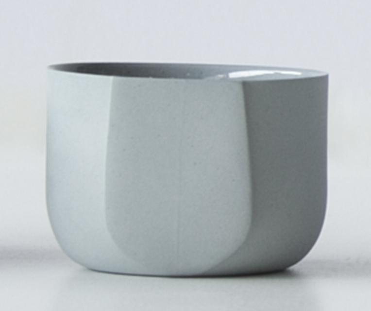 Tea/Cappuccino | Blue/Grey