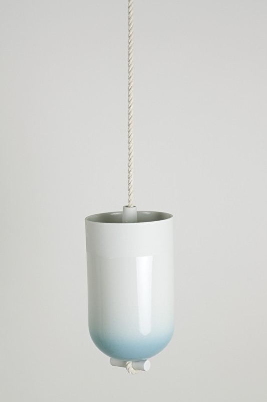 Spatial Vase | Sea Gradient