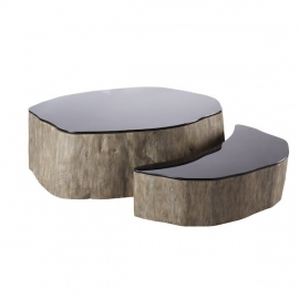 Blue Nature puddle coffee table