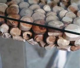 Tafel van drijfhout