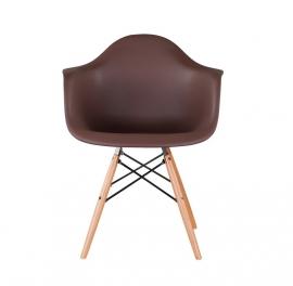 DAW Style stoel koffie