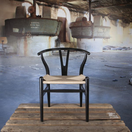 Design stoel Wishbone-y-chair