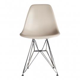 DSR Style eetkamer stoel taupe