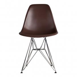 DSR style eetkamer stoel koffie