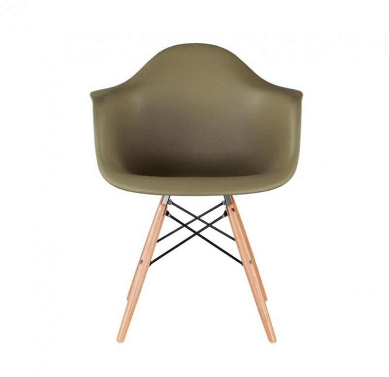 DAW Style stoel mos