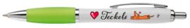 Love Teckels Pen GROEN