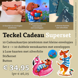 Teckel Tobie SUPERSET
