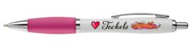Love Teckels Pen ROZE