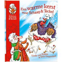 Een warme kerst voor Schaap en Teckel