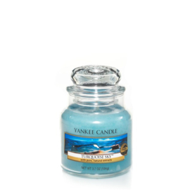 Turquoise Sky Small Jar