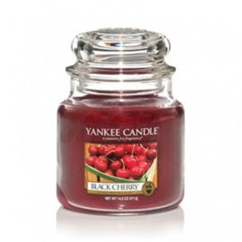 Black Cherry Medium Jar