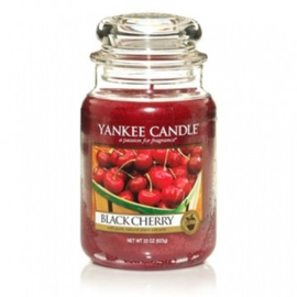 Black Cherry Large Jar