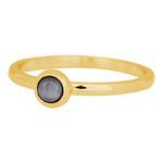 2 mm Ring Natuursteen Grijs