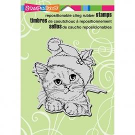 Wonderous Kitten - Stampendous