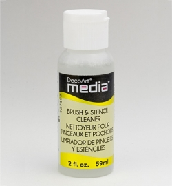 Mixed Media Stencil Cleaner