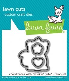 Stinkin'cute stans Lawn Fawn