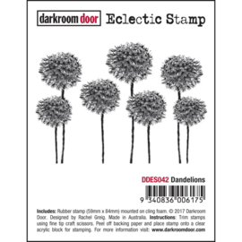 Dandelions - Darkroom Door