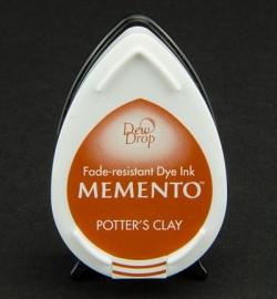 Memento Dew Drop Potters cLAY