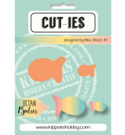 Cut-ies - Ocean Babies - Fish