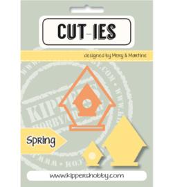 Cut-ies - Spring - Voliere Bird