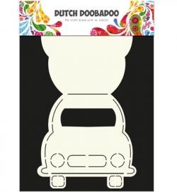 Dutch Doobadoo Card Art auto
