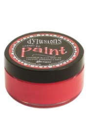Dylusions By Dyan Reaveley Blendable Acrylic Paint 2oz Cherry Pie