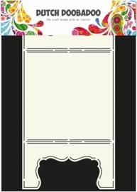 Dutch Doobadoo Dutch Card Art Stencil Window A4