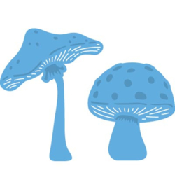 Marianne Design - Craftable - Mushrooms