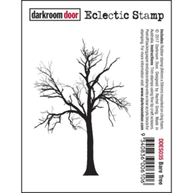 Bare Tree - Darkroom Door