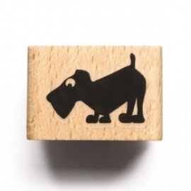 Stempel Hond Karl