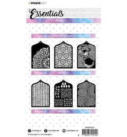 MASKSL23 - Mask Stencil Essentials nr.23