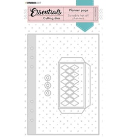 STENCILSL347 - Studio Light - Cutting Die - Essentials - nr.347