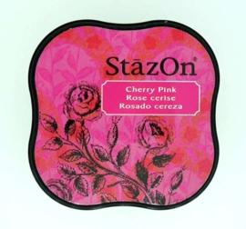 Stazon inktkussen Midi Cherry Pink