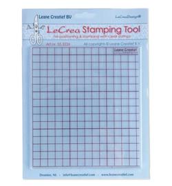 Leane's Stamping Tool voor clearstempels