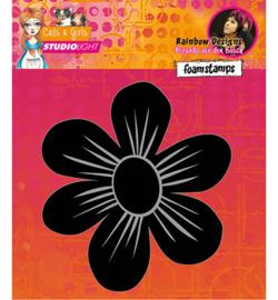 FOAMMB02 - Mixed Media Rainbow Designs nr.02