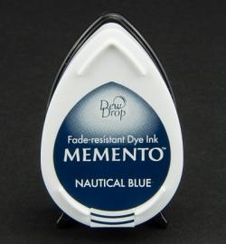Memento Dew Drop Nautical Blue