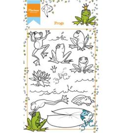 Hetty's frogs