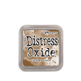 Tim Holtz DistressOxide inkpad vintage photo