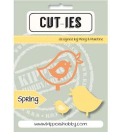 Cut-ies - Spring - Bird