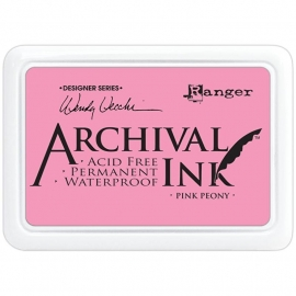 Archival inkt Pink Peony
