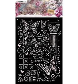MASKJMA06 - Mask Stencil Jenine's Mindful Art 3.0 nr.06