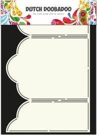 Dutch Doobadoo Dutch Card Art Stencil Triptech A4