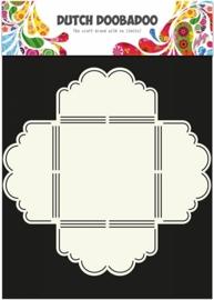 Dutch Doobadoo Dutch Envelop Art Scallop 3 A4