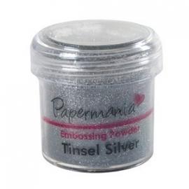 Embossing Powder (1oz) - Super Fine Silver