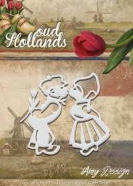 Die - Amy Design - Oud Hollands - Boer en boerinnetje