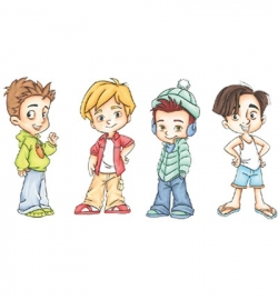 4 Seasons Boys - Roberto's Rascals