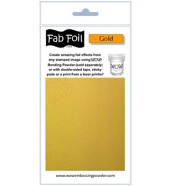 Fabolous Foil - Bright Gold