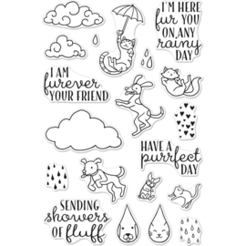 Raining Cats & Dogs - Hero Arts