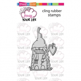 Stampendous Mama Christmas  Pink your Life